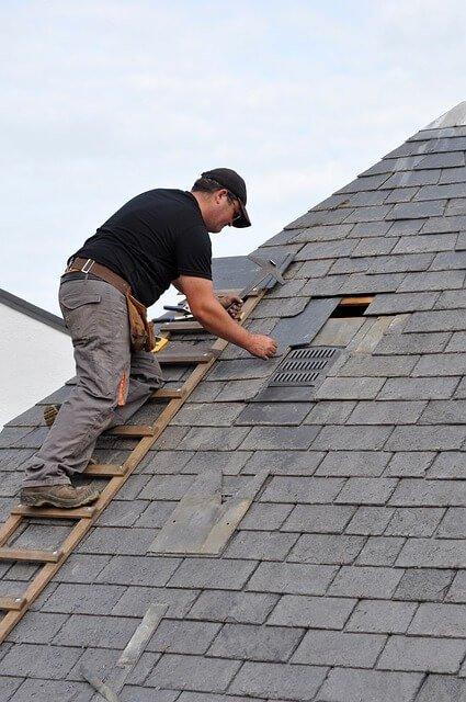 Digital marketing for roofers.