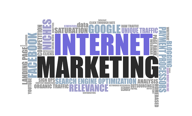 A picture describing what internet marketing companies do.