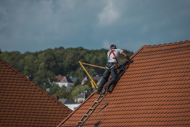 Local roofing SEO services.
